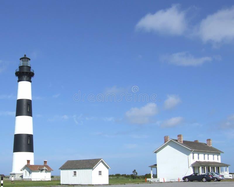 маяк острова bodie стоковые изображения rf