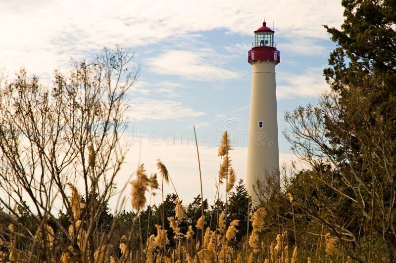 маяк плащи-накидк может стоковое изображение rf