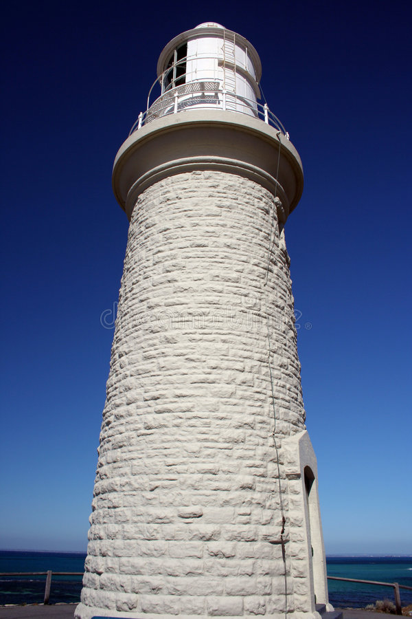 маяк bathurst стоковая фотография rf