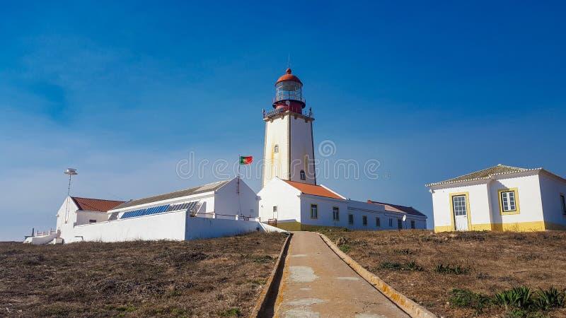 Маяк Berlengas, Peniche, Португалия стоковое фото