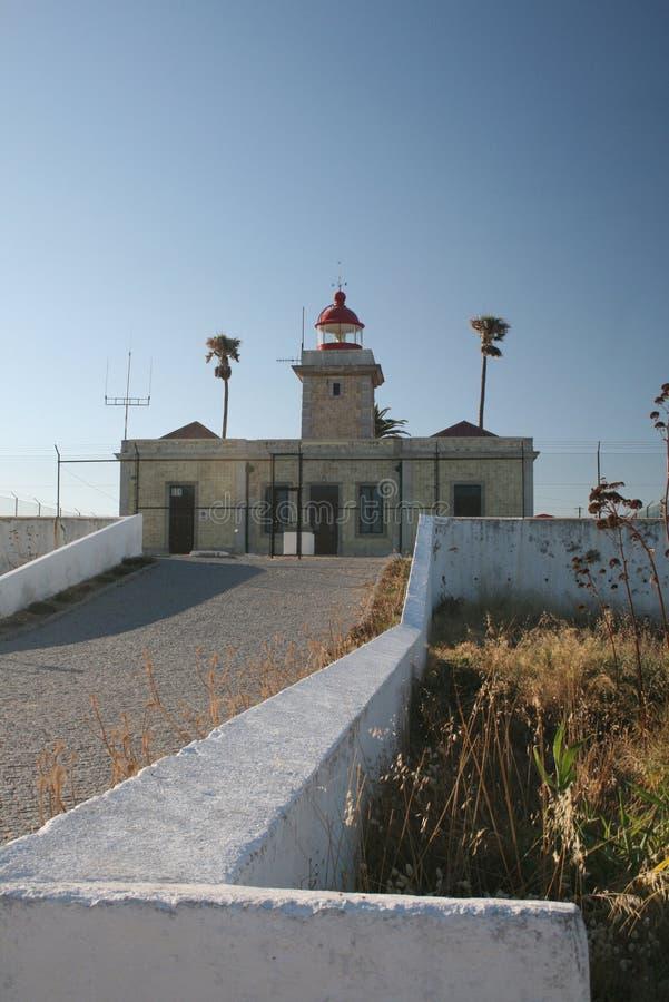 маяк lagos стоковая фотография