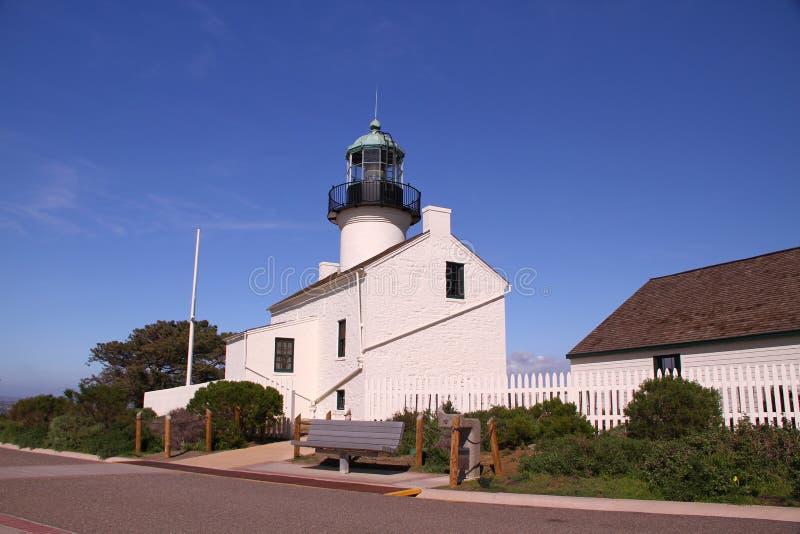 маяк loma стоковая фотография rf