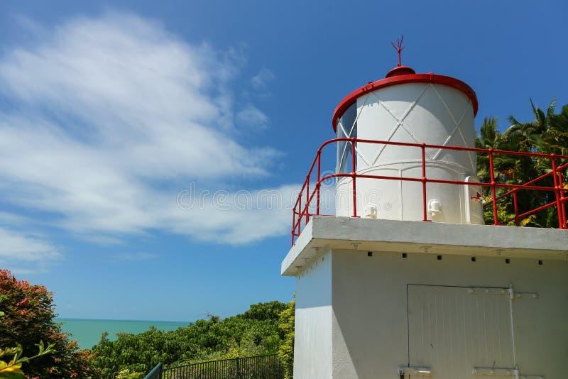 Маяк, Port Douglas стоковая фотография rf