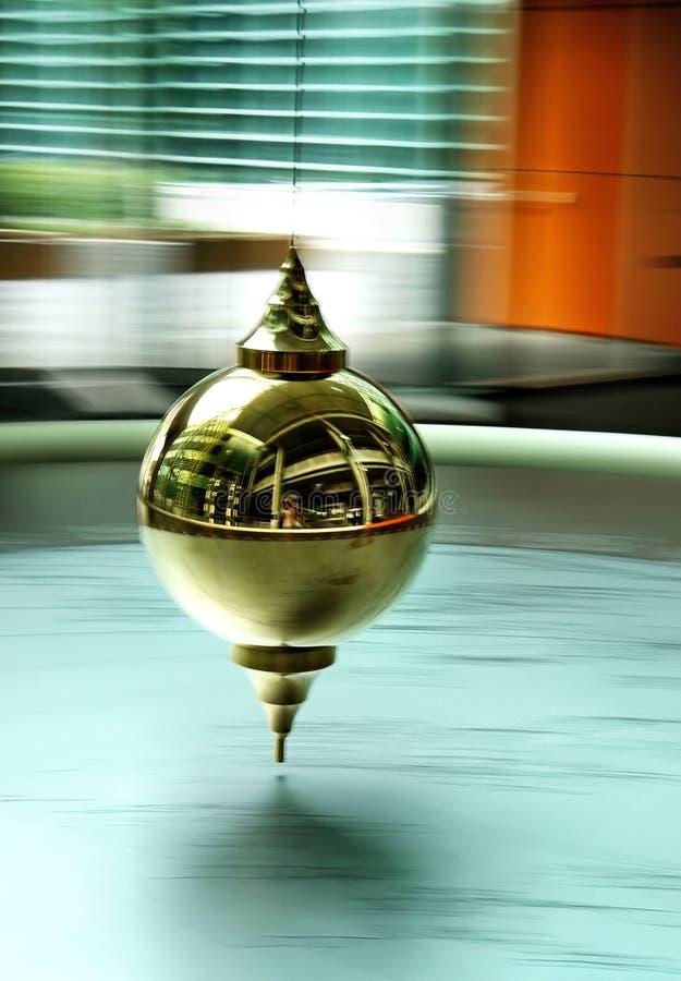 маятник стоковое изображение rf