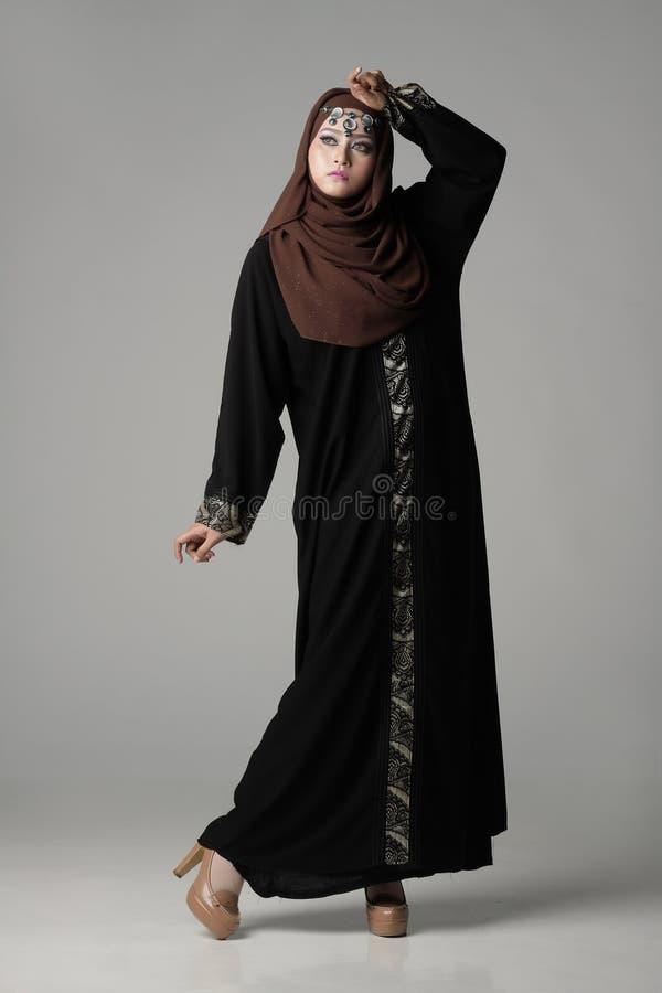 Малайзийская женщина malay стоковое изображение