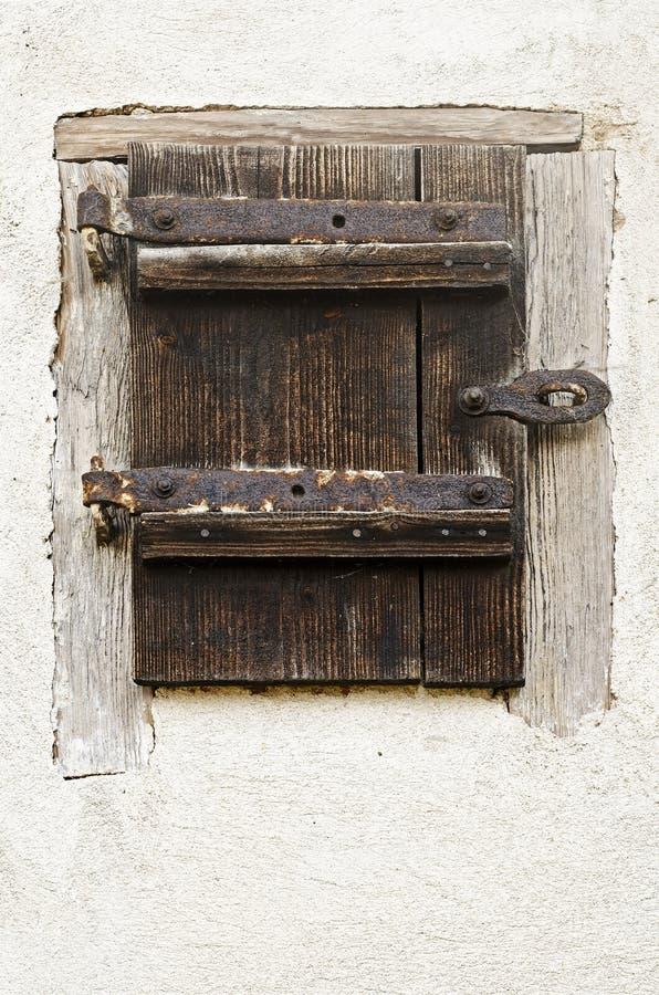 Малая дверь амбара стоковое фото rf