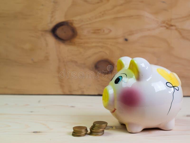 Малая копилка, сбережения стоковое фото