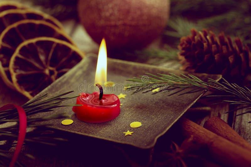 Малая свеча стоковое изображение