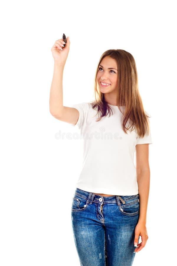 Маленькая девочка стоковое изображение