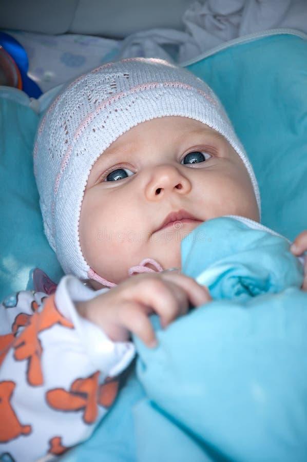 Маленькая девочка i стоковое фото rf
