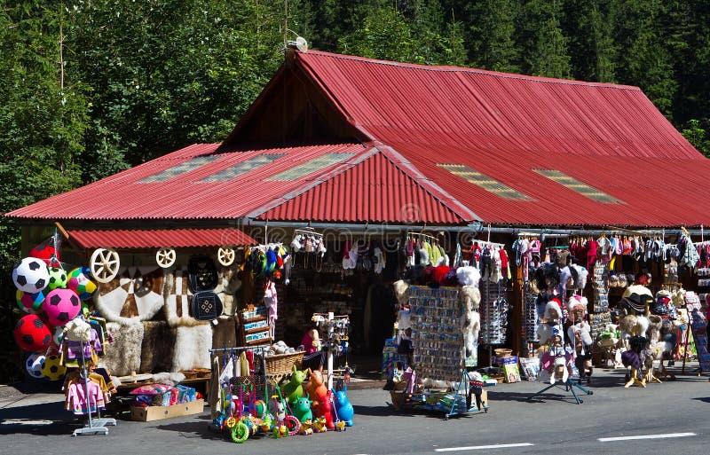 Малый базар стоковые фото