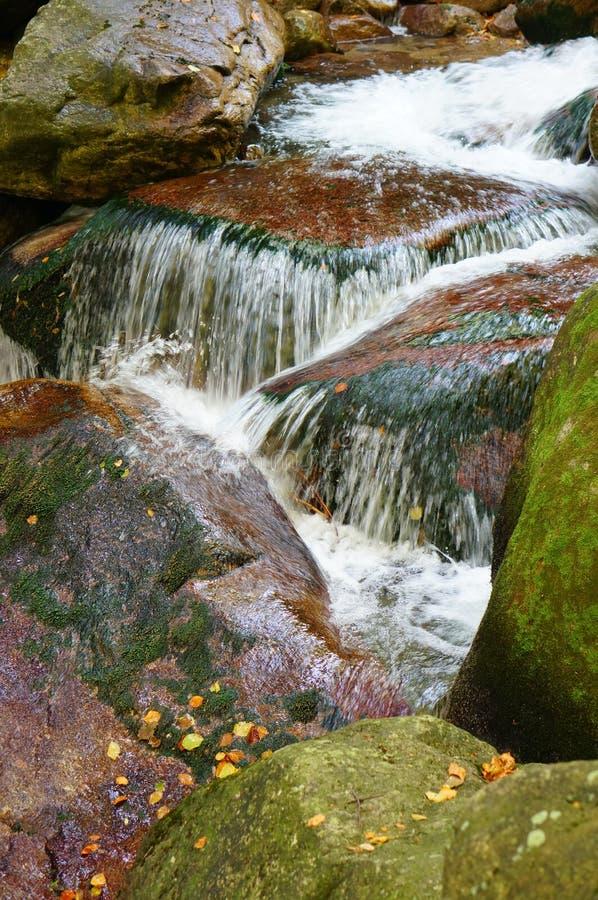 Малый водопад стоковые фото