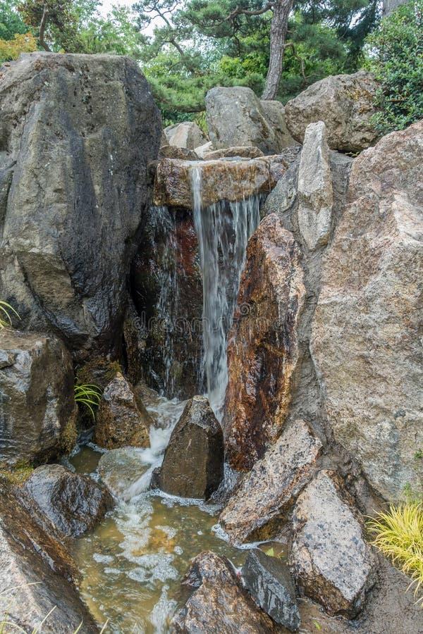 Малый водопад 3 стоковые изображения rf