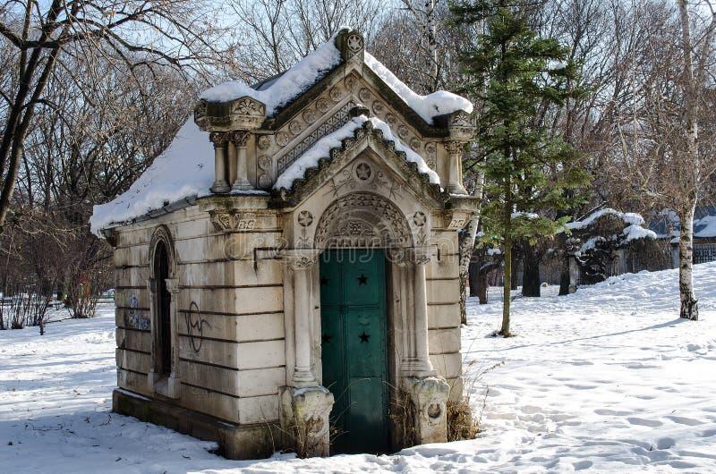Малый мавзолей стоковые фото