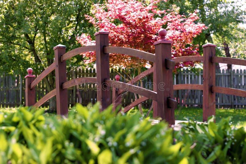 Малый мост стоковое фото