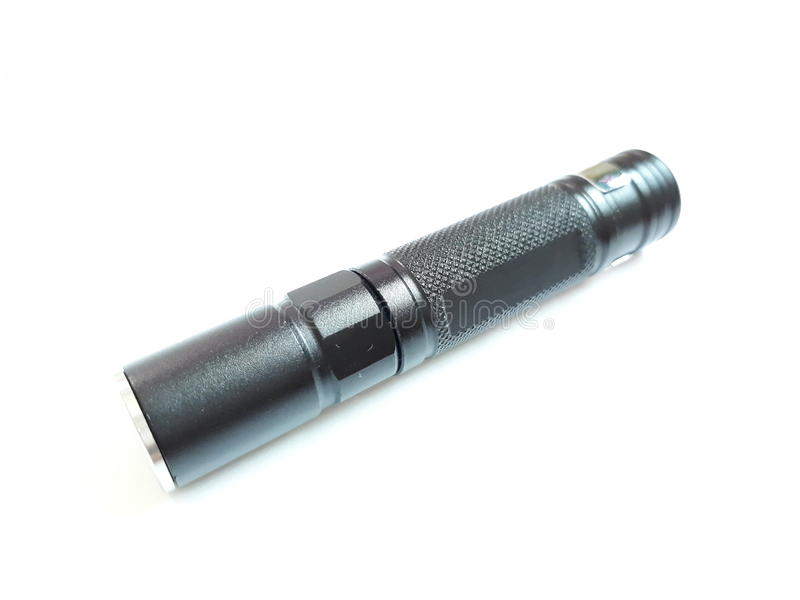 Малый электрофонарь стоковое фото
