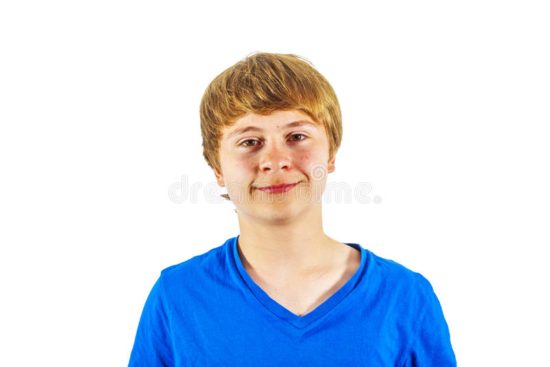 Download мальчик наслаждается счастливой радостный жизнью Стоковое Фото - изображение насчитывающей привлекательностей, красиво: 40575802