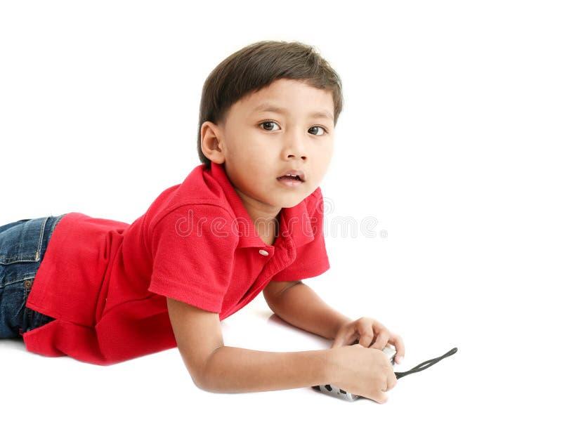 мальчик немногая стоковые фотографии rf