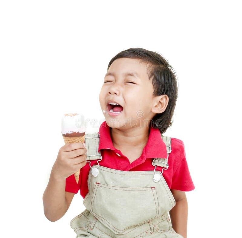 мальчик счастливый стоковые изображения