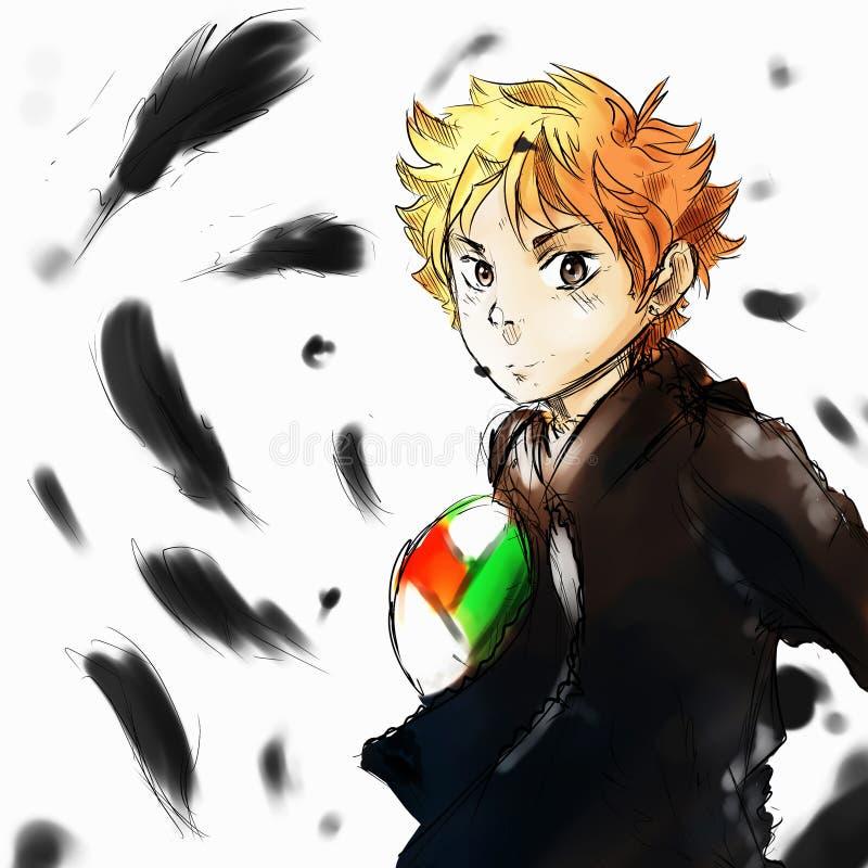 Мальчик с пер стоковые изображения rf