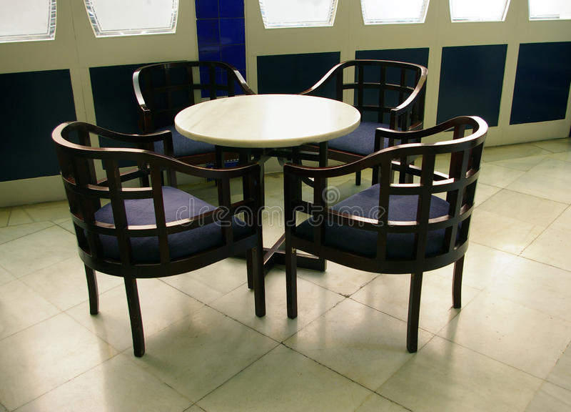 Мебель стиля Арт Деко. стоковая фотография