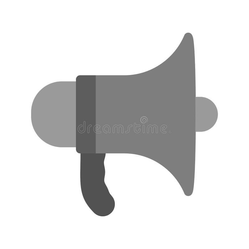 мегафон иллюстрация вектора