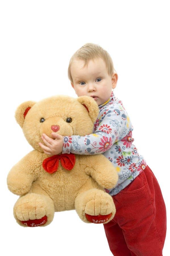 медведи младенца стоковая фотография