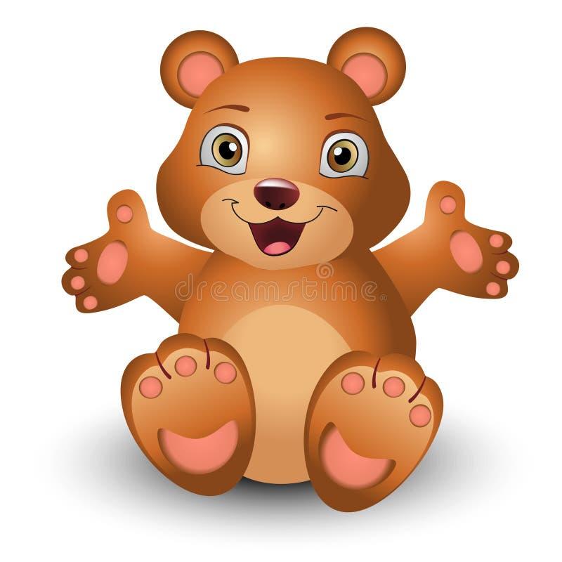 Медведь бесплатная иллюстрация