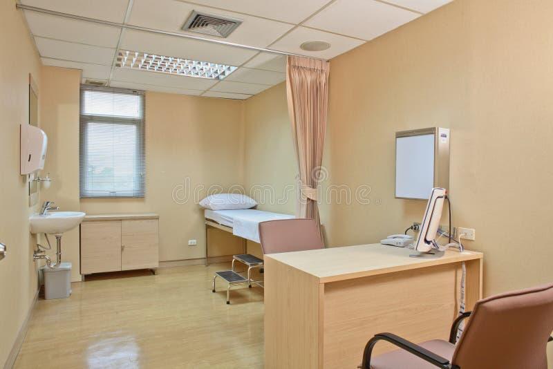 медицинская комната стоковое изображение