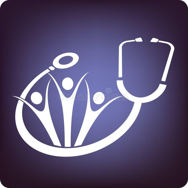 медицинская страховка бесплатная иллюстрация