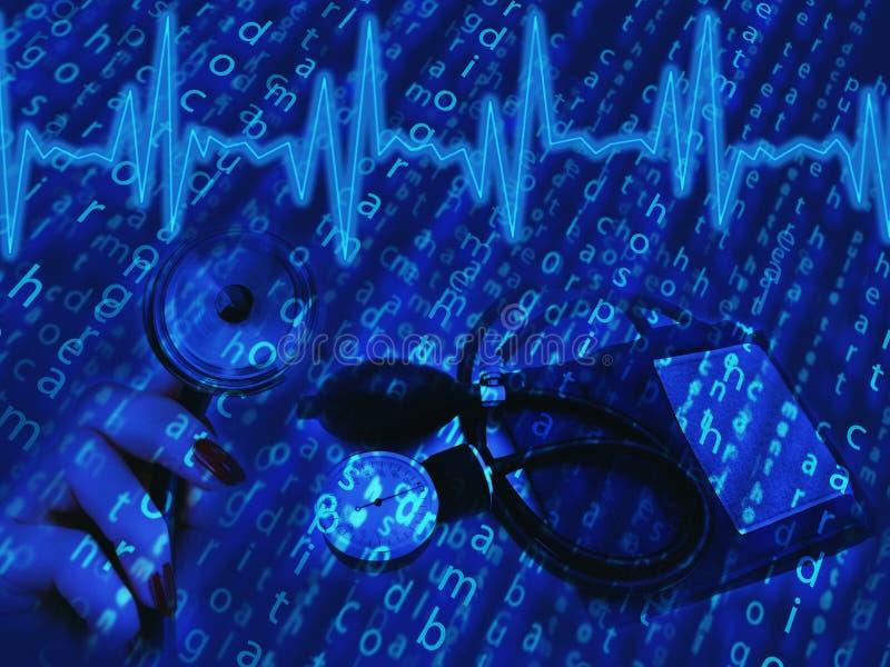 медицинская тема стоковые фотографии rf
