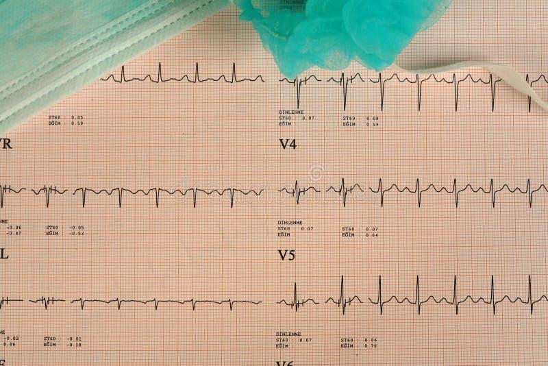 медицинский анализ стоковое изображение rf