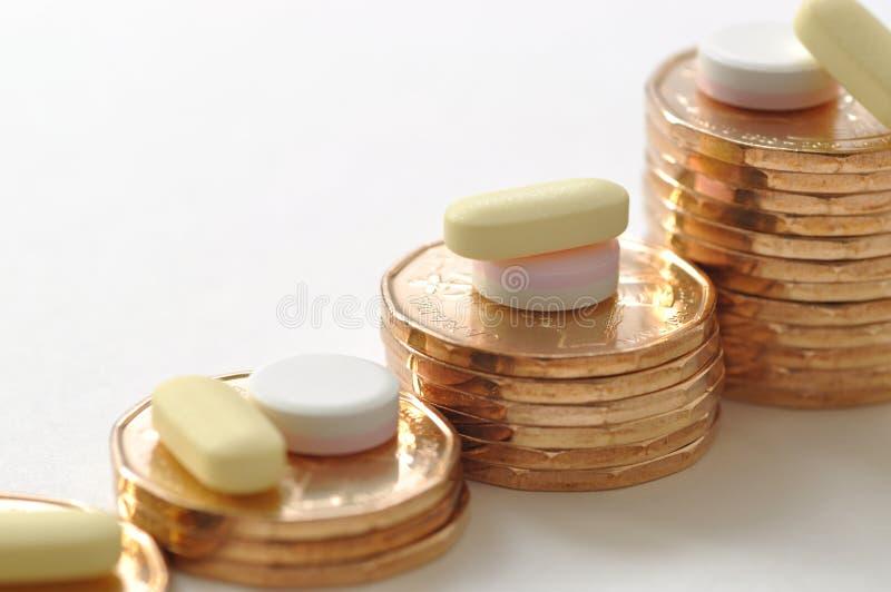 медицинское соревнование цены высокое стоковые изображения