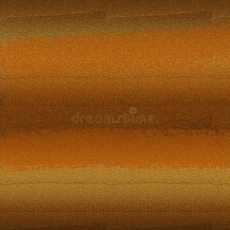 Медные абстрактные текстурированные предпосылки Покрасьте Swatched на грубой поверхности Scratchy предпосылка с залатанными дизай стоковое фото