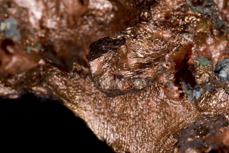медный наггет стоковое фото rf