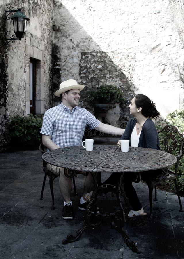 Медовый месяц в Мексике стоковые фотографии rf