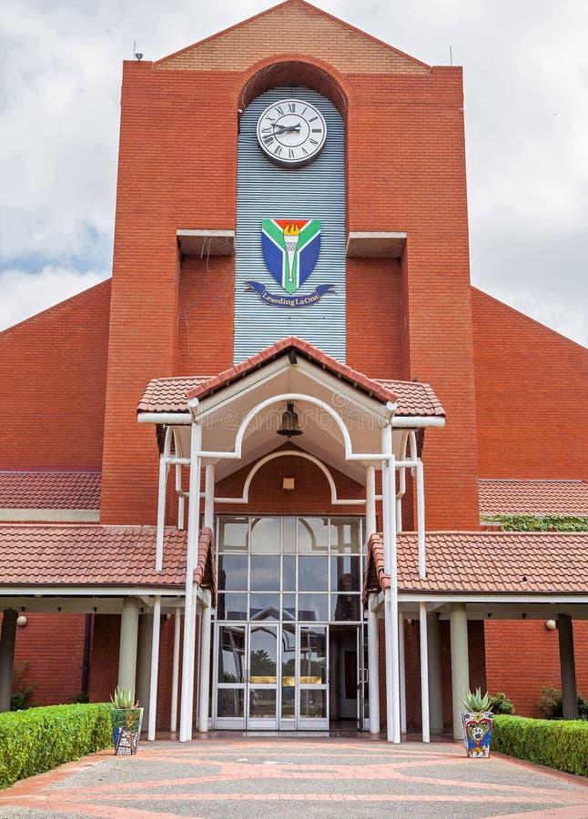 Международная школа Южной Африки стоковые изображения rf