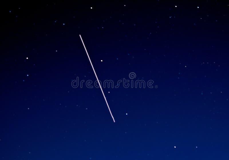 Международная космическая станция (ИСС) стоковое фото
