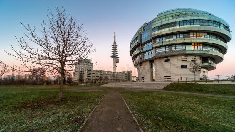 Международный институт INI нейронауки стоковая фотография rf