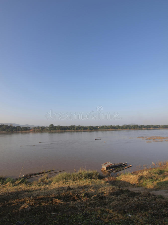 Меконг стоковое фото rf