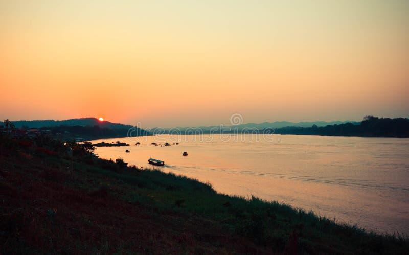 Меконг стоковая фотография rf