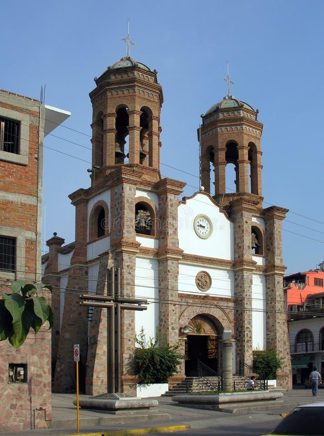 мексиканец церков стоковые фотографии rf