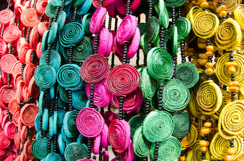 Мексиканец Handcrafts стоковое фото rf