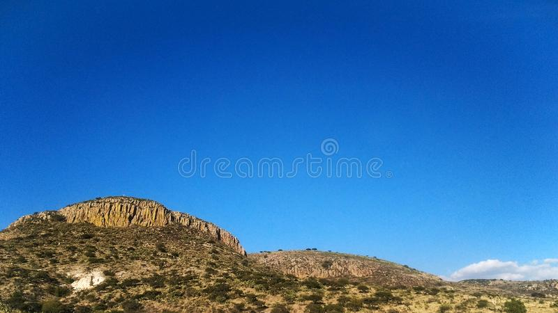 Мексиканские ландшафты стоковые фотографии rf