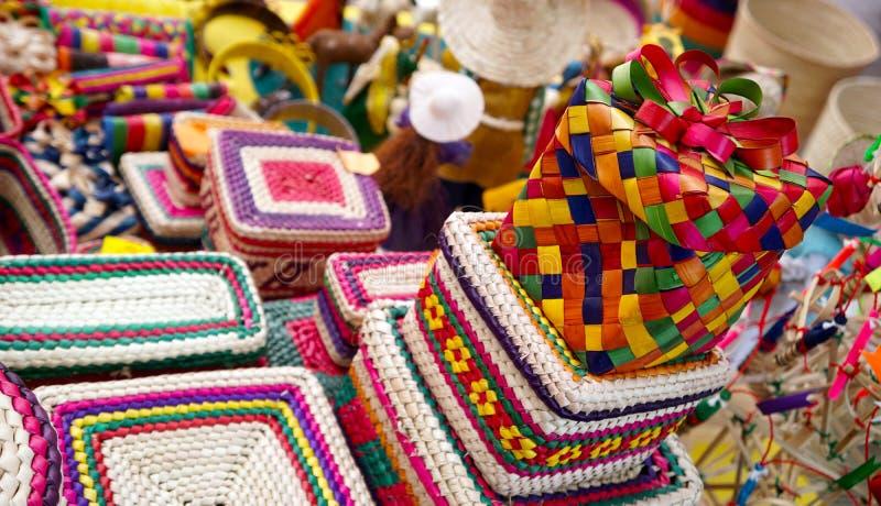 Мексиканские ремесла руки стоковые изображения rf
