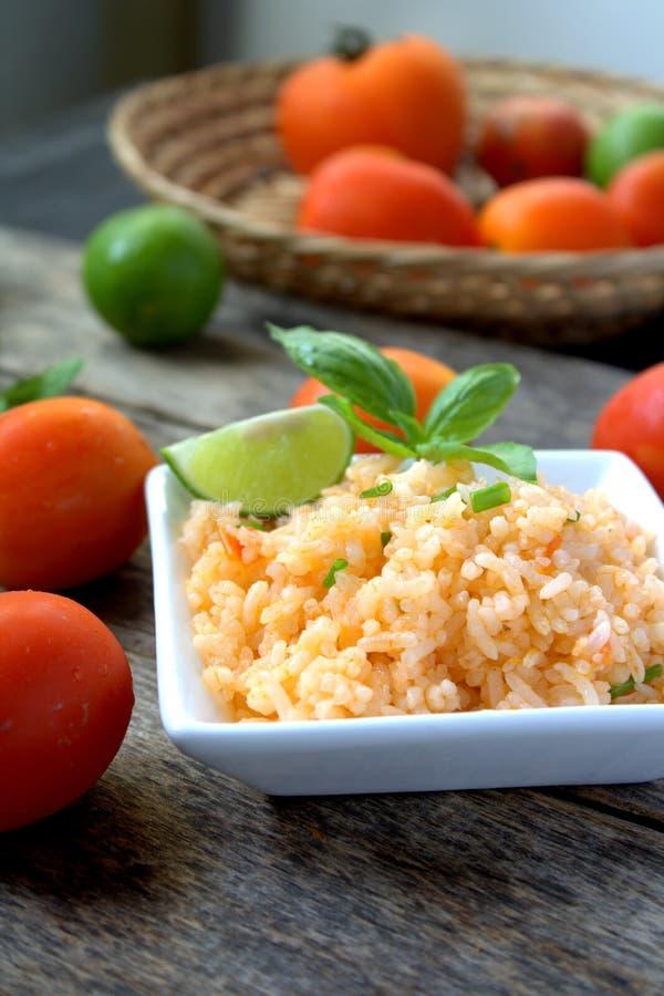 мексиканский рис стоковые изображения rf