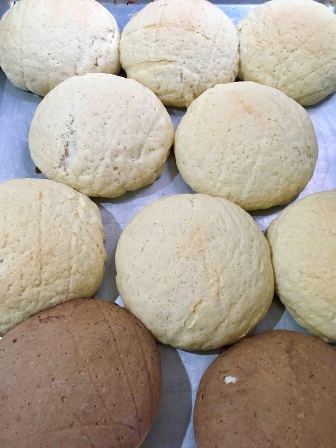Мексиканский сладкий хлеб стоковое изображение