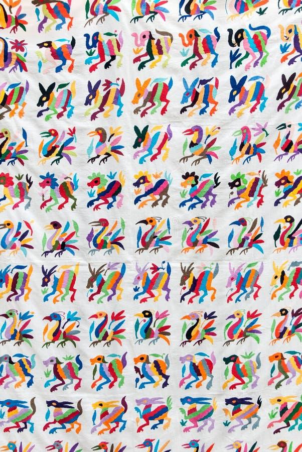 Мексиканский Quilt стоковое изображение rf