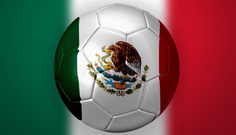 Мексиканський футбол стоковое фото rf
