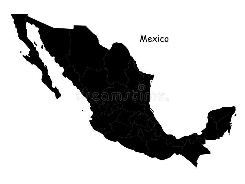 Мексика иллюстрация вектора